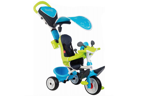 Smoby Baby Driver Comfort Blue.